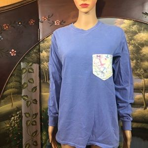 The Frat Collection Women's L/S Shirt